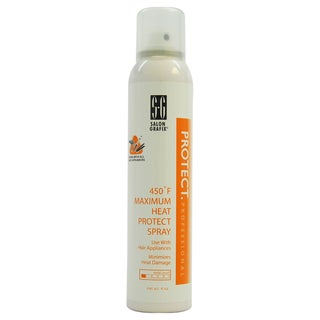 Salon Grafix Maximum 4-ounce Heat Protect Spray
