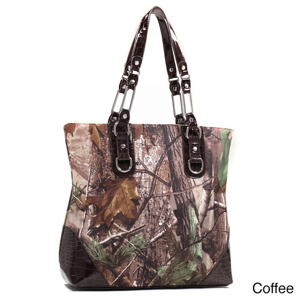 Realtree Classic Camouflage Tote Bag
