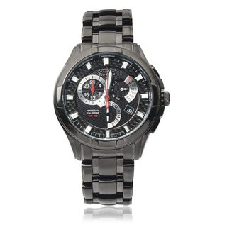 Citizen Men's Stainless Steel Eco-Drive Calibre 8700 Link Watch