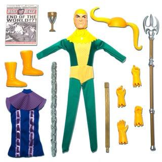 Round 2 Captain Action Loki Deluxe costume set