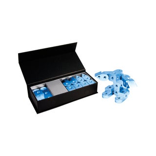 Playable Metal Blue Dino (Model H)