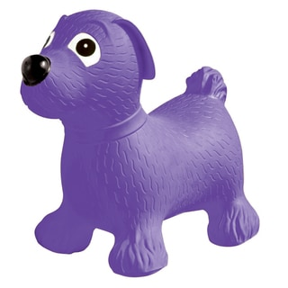 Purple Dog Bouncer