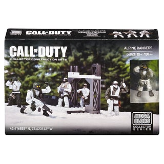 Mega Bloks Call of Duty Alpine Rangers