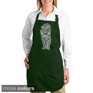 Endangered Species Tiger Kitchen Apron