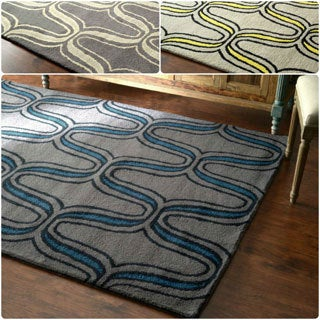 nuLOOM Hand-tufted Wool Rug (8'6 x 11'6)
