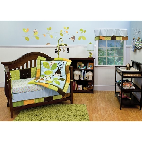 Nurture Swing 3 Piece Nursery Bedding Set