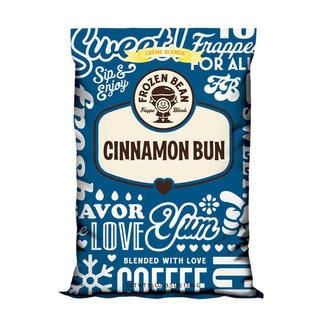 Frozen Bean Cinnamon Bun Mix (Case of 5)