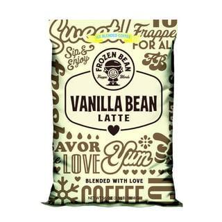 Frozen Bean Vanilla Bean Mix (Case of 5)
