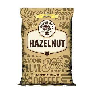 Frozen Bean Hazelnut Mix (Case of 5)