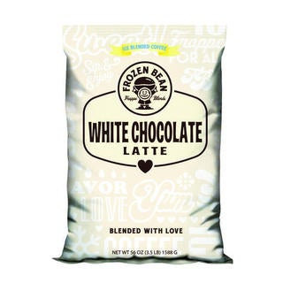 Frozen Bean White Chocolate Latte Mix (Case of 5)