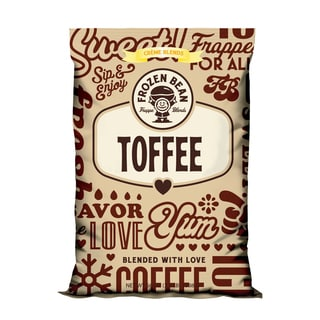 Frozen Bean Toffee Mix (Case of 5)
