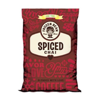 Frozen Bean Spice Chai (Case of 5)