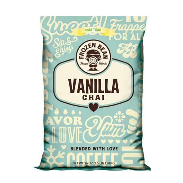 Frozen Bean Vanilla Chai (Case of 5)