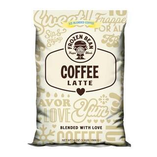 Frozen Bean Coffee Latte (Case of 5)