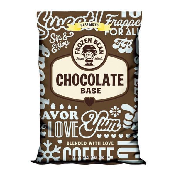 Frozen Bean Chocolate Base (Case of 5)