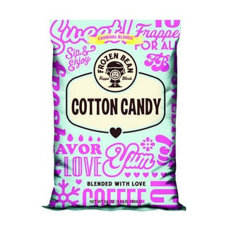 Frozen Bean Cotton Candy (Case of 5)