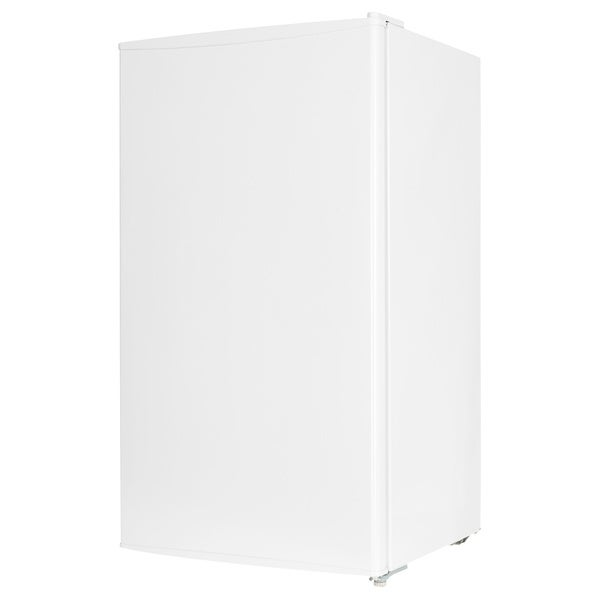 Midea White 3.3 cubic-foot Energy-saving Compact Refrigerator