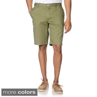 Thomas Dean Men's Twill Shorts