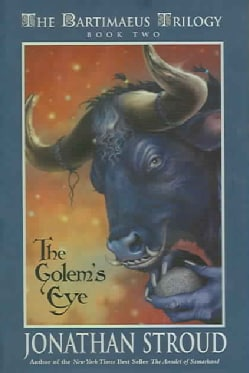 The Golem's Eye (Hardcover)