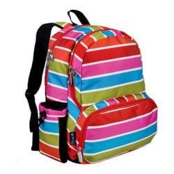Children's Wildkin Megapak Backpack Bright Stripes