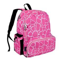 Children's Wildkin Megapak Backpack Pink Giraffe
