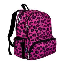 Children's Wildkin Megapak Backpack Pink Leopard