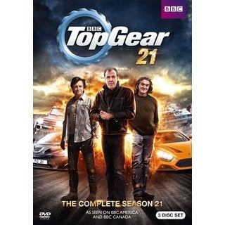 TOP GEAR 21-COMPLETE SEASON 21 (DVD/3 DISC)