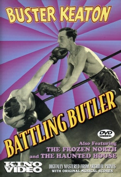 Battling Butler (DVD)