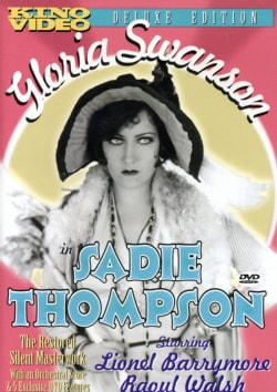 Sadie Thompson (DVD)