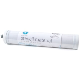 Silhouette Adhesive-Back Stencil Material