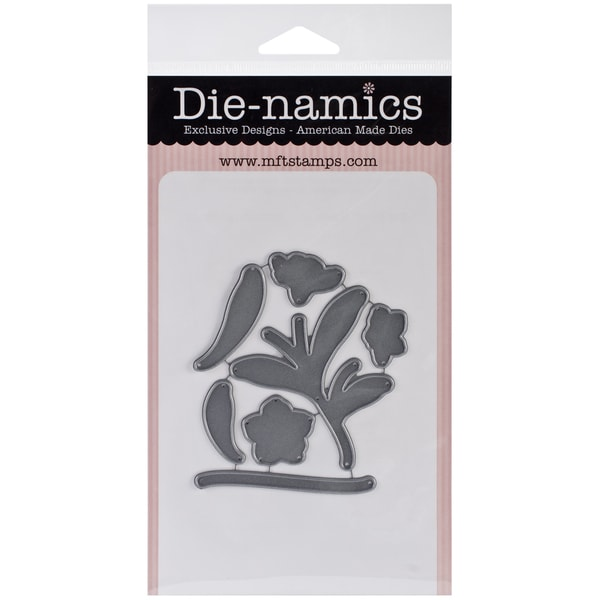 Die-Namics Dies-Forget-Me-Not Flower