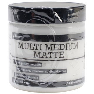 Ranger Multi Medium 3.8oz Jar -Matte