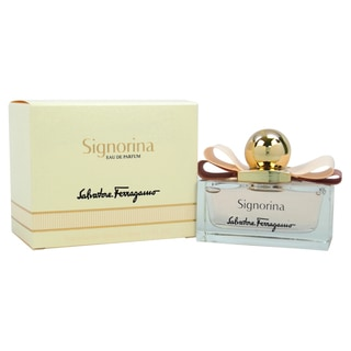 Salvatore Ferragamo Signorina Women's 1.7-ounce Eau de Parfum Spray
