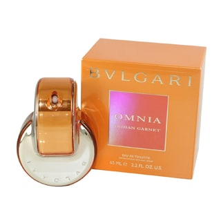 Bvlgari Omnia Indian Garnet Women's 2.2-ounce Eau de Toilette Spray