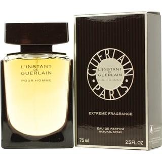 Guerlain L'instant De Guerlain Extreme Fragrance Men's 2.5-ounce Eau de Parfum Spray