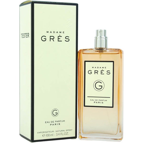 Parfums Gres Madame Gres Women's 3.4-ounce Eau de Parfum Spray (Tester)