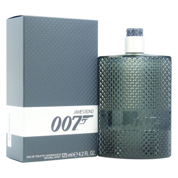 James Bond James Bond 007 Men's 4.2-ounce Eau de Toilette Spray