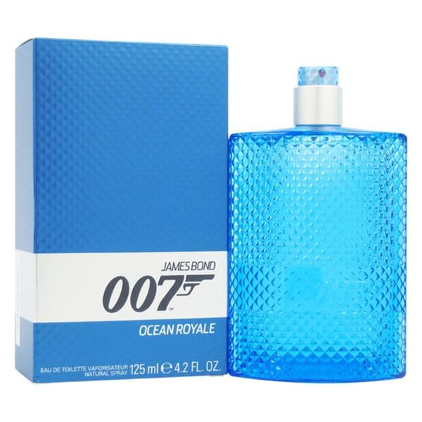James Bond 007 Quantum Men's 4.2-ounce Eau de Toilette Spray