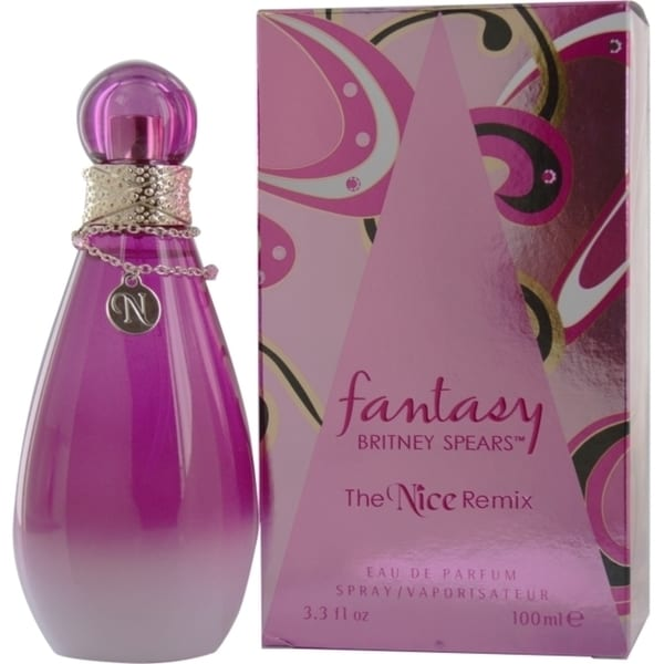 Britney Spears Fantasy The Nice Remix Women's 3.3-ounce Eau de Parfum Spray