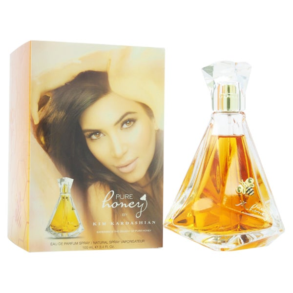 Kim Kardashian Pure Honey Women's 3.4-ounce Eau de Parfum Spray
