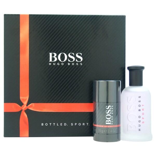 Hugo Boss Bottled Sport Men's 2-piece Gift Set