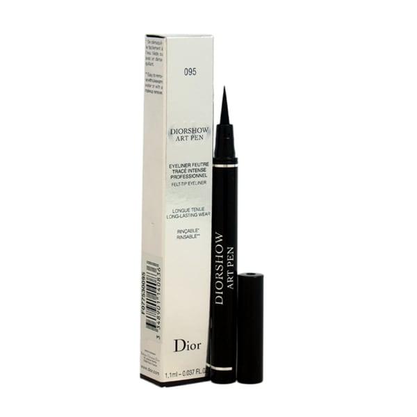 Dior Diorshow Art Pen 095 Noir Podium Eyeliner