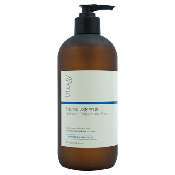 Trilogy 16.9-ounce Botanical Body Wash