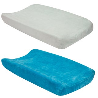 Trend Lab 2-piece Changing Pad Cover Set