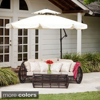 Christopher Knight Home Baja Banana Sun Canopy