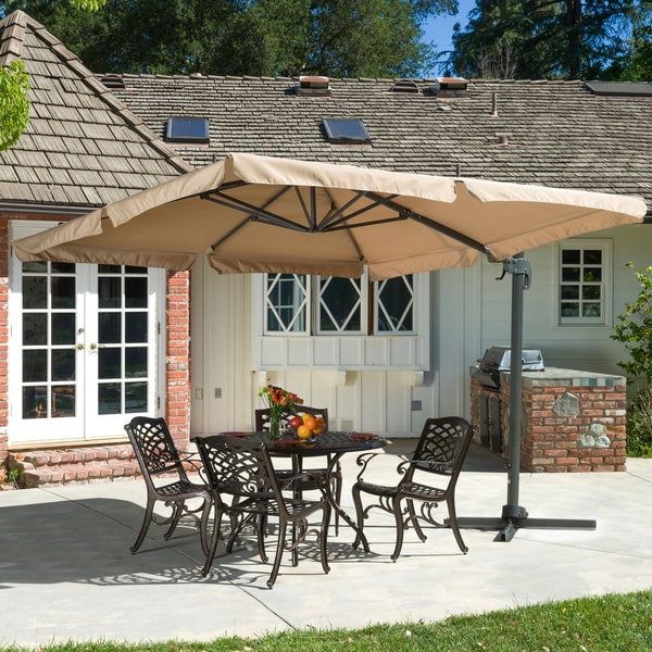 Christopher Knight Home Yuma Folding Sun Canopy