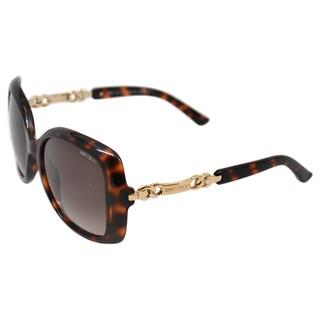 Jimmy Choo Women's 'Wiley/S 0BME' Havana Sunglasses