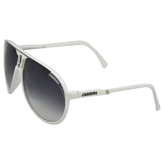 Carrera 'Champion/L CCP JJ' White/ Black Sunglasses