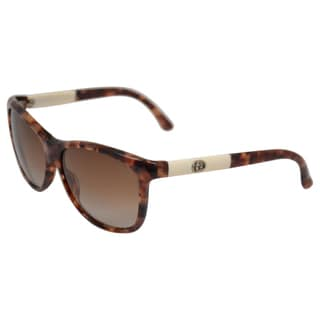 Gucci Women's '3613/S 06FF' Havana Sunglasses