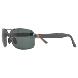 Gucci Unisex 'GG 2234/S 8EBUC' Polarized Sunglasses